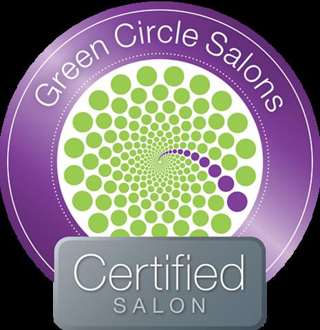 Green Circles Salons Certified Salon Badge